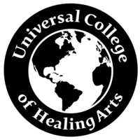 Universal College of Healing Arts logo