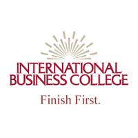 International Business College logo