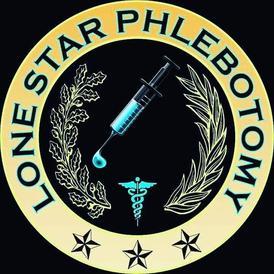 Lone Star Phlebotomy logo