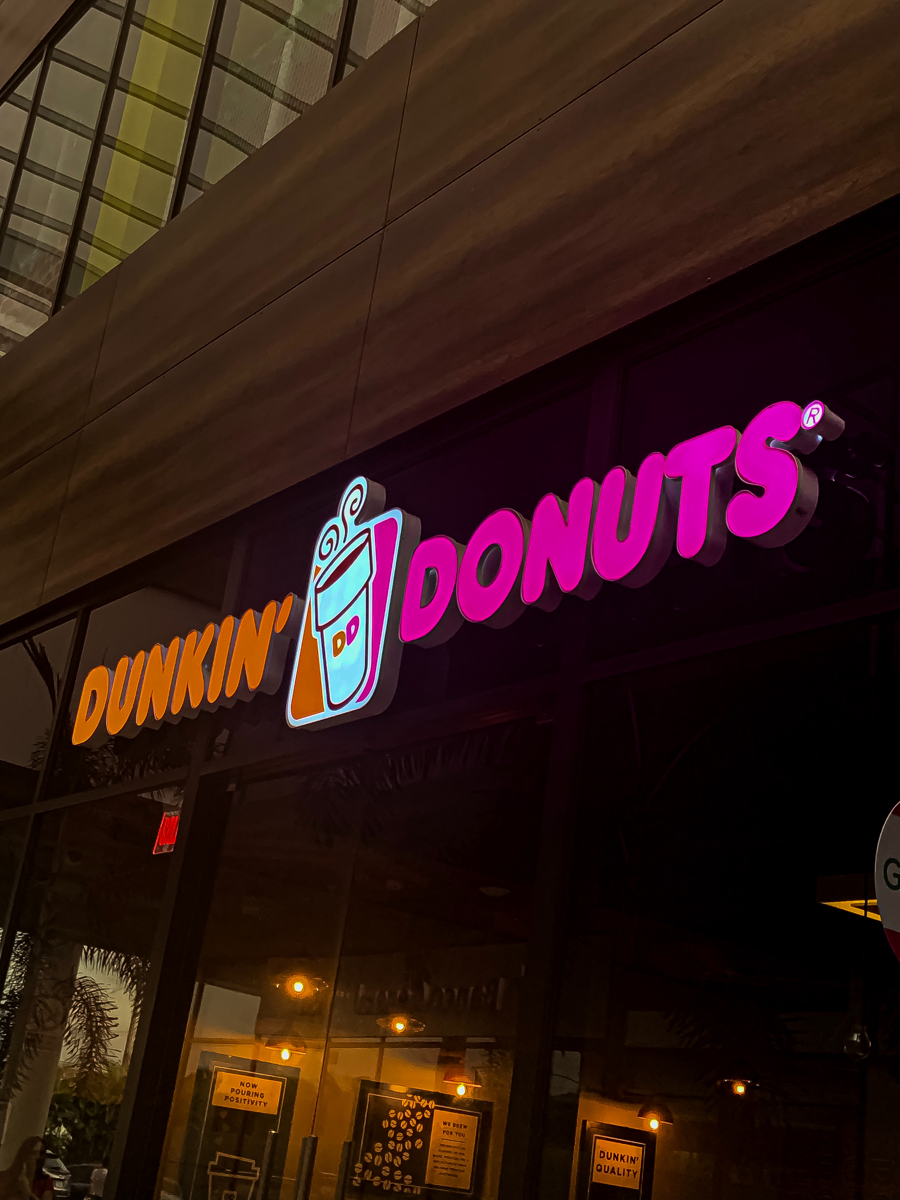Dunkin Donuts Crew Member