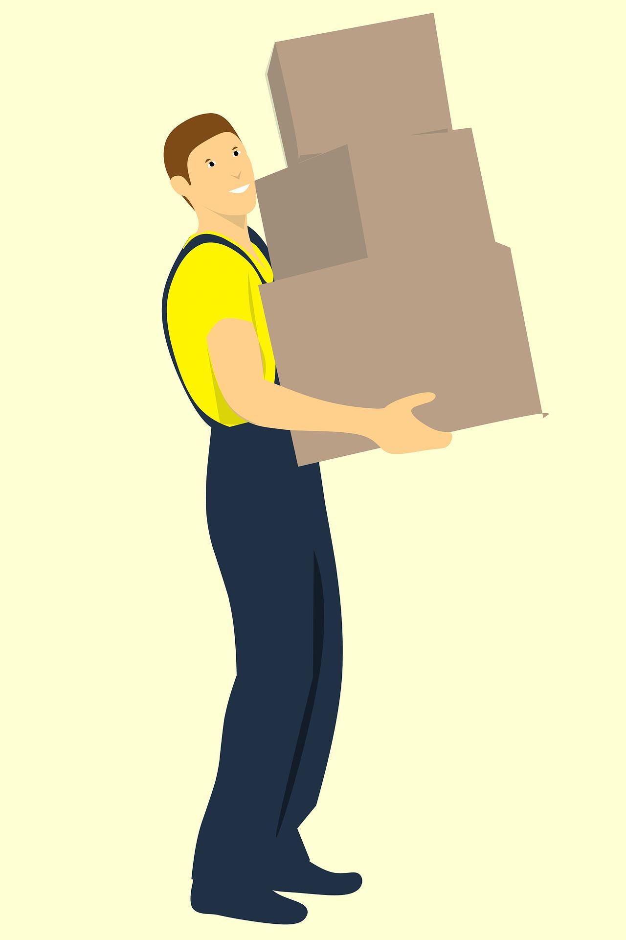 UPS Package Handler