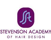 Stevenson's Academy-Hair Design logo