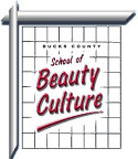 Bucks County School Of Beauty logo