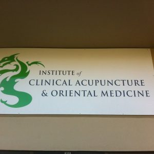 Institute of Clinical Acupuncture & OM logo
