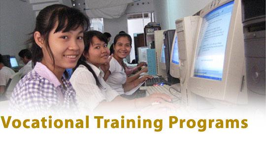 Vocational Training Programs Courses List Trade Course