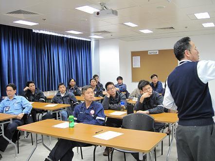Vocational Classroom