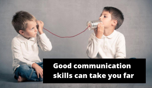 Phlebotomy - Good communication skills can take you far