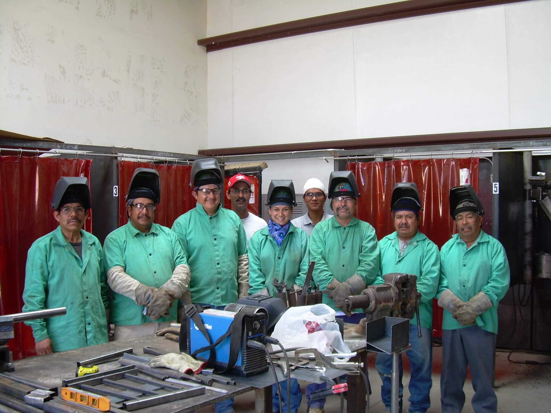 Welding Training School