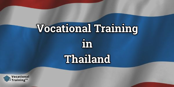 vocational training in thailand