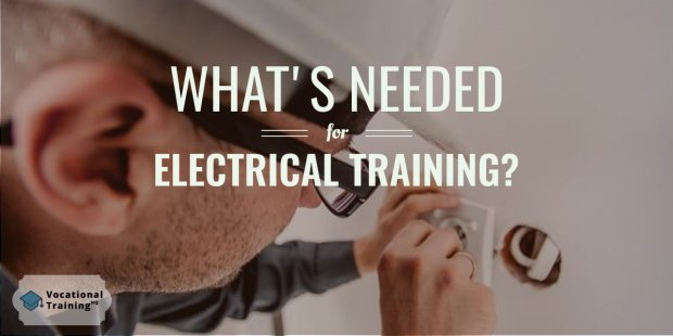 What's Needed for Electrical Training?