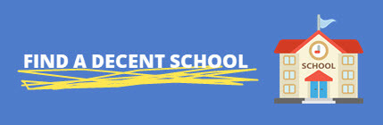 Find a decent school