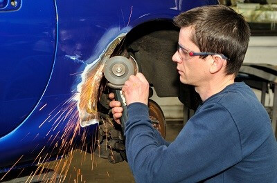 Auto body technician are in high demand, you can learn this valuable skill in under six months