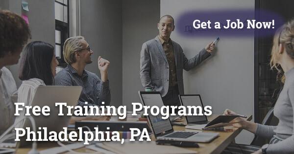 free training programs in Philadelphia