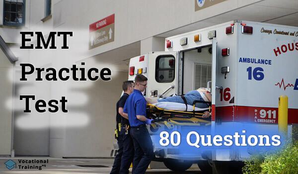 EMT Practice Test