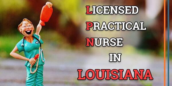 LPN Classes in Louisiana