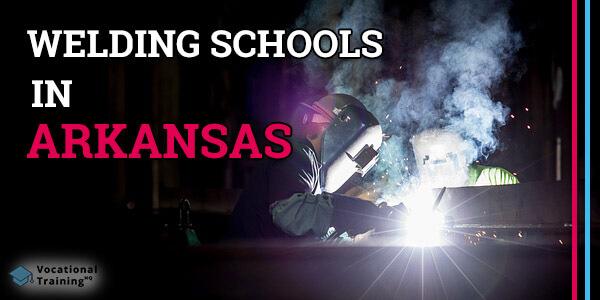 Welding Schools in Arkansas