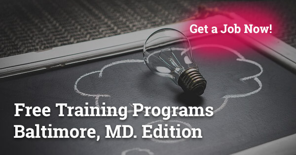 Free Training Programs in Baltimore, MD
