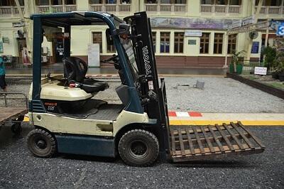 Free Forklift Training in Columbus