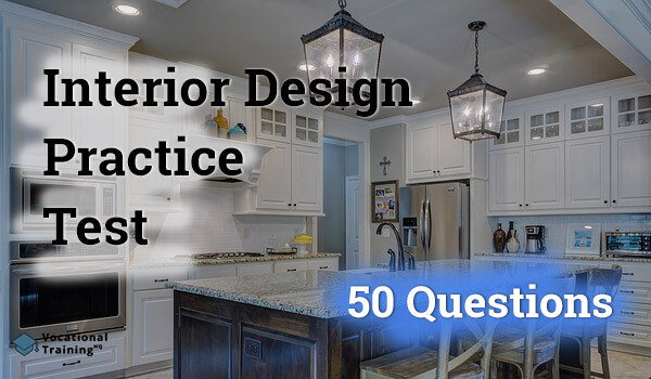 Interior Design Practice Test