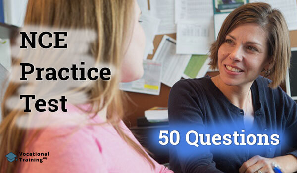 National Counselor Practice Test