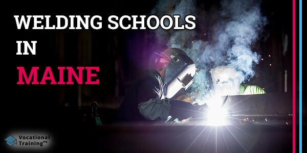 Welding Schools in Maine