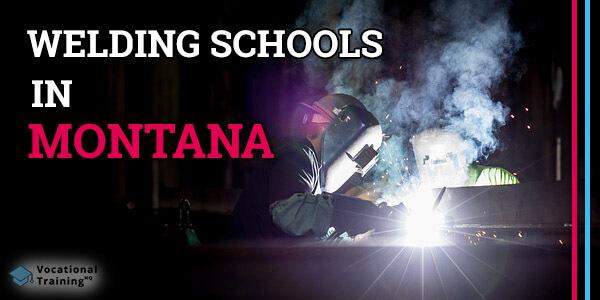 Welding Schools in Montana