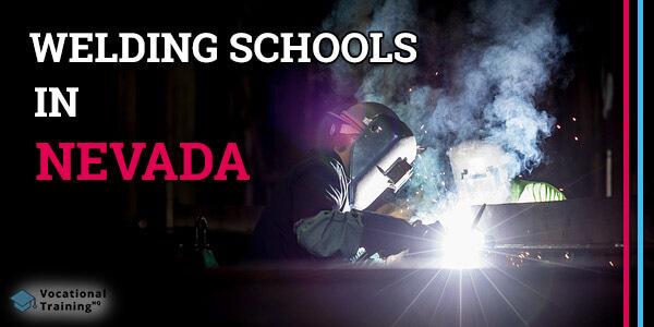 Welding Schools in Nevada