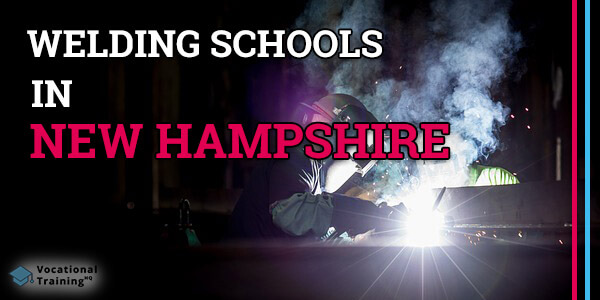 Welding Schools in New Hampshire