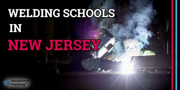 Welding Schools in New Jersey