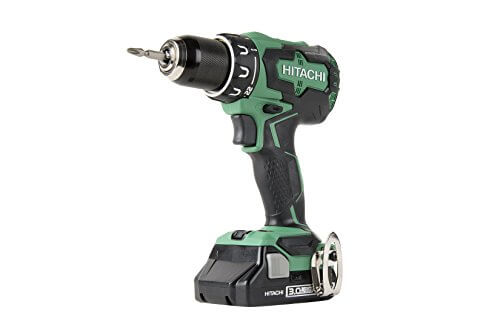 Hitachi DS18DBFL2S 18V Portable Lithium Ion Drill