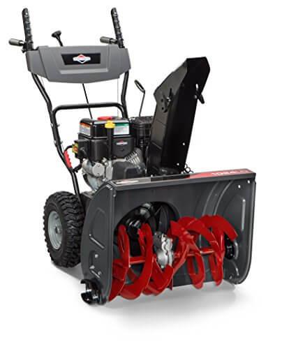Briggs & Stratton 1696610 Dual-Stage Snow Blower