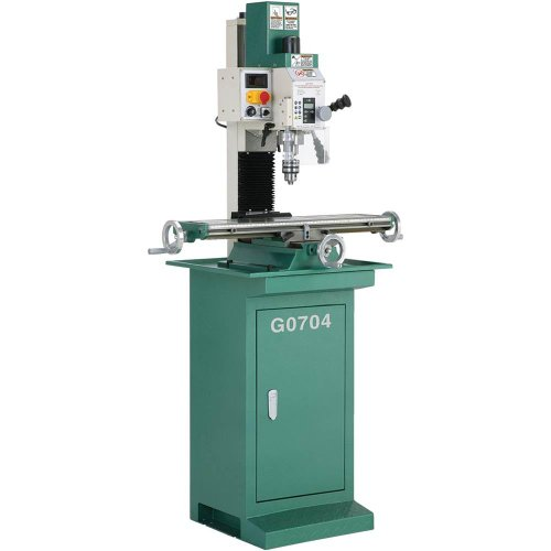 Grizzly G0704 Mini Milling Machine