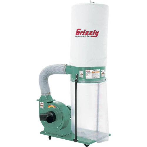 Grizzly G1028Z2 Dust Collector Machine