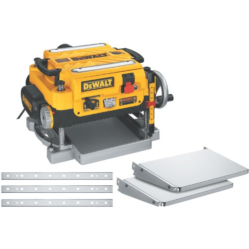 DEWALT DW735X Thickness Wood Planer