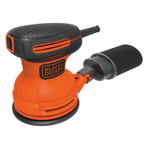 BLACK+DECKER 5-inch Palm/Hand Sander