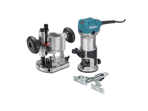 Makita RT0701CX7 Plunging Router Kit
