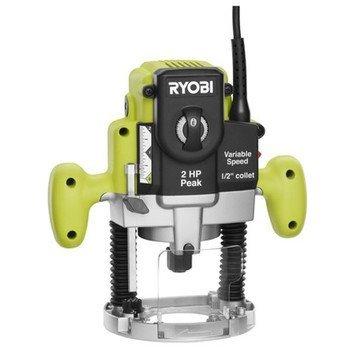 Ryobi RE180PL1G 2HP Plunge-Routing Tool