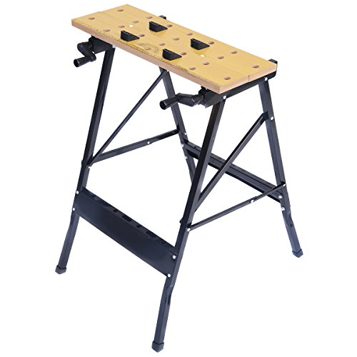 Goplus Portable Folding Workbench 11AA