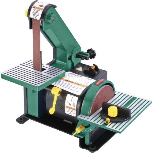 Grizzly H6070 Belt & Disc Sander