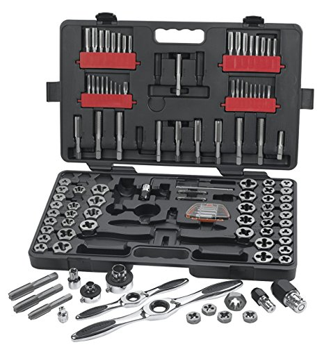 GearWrench 82812 114 Piece Tap and Die Set