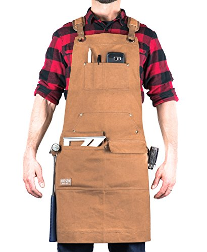 Hudson Woodworking Apron HDG901W