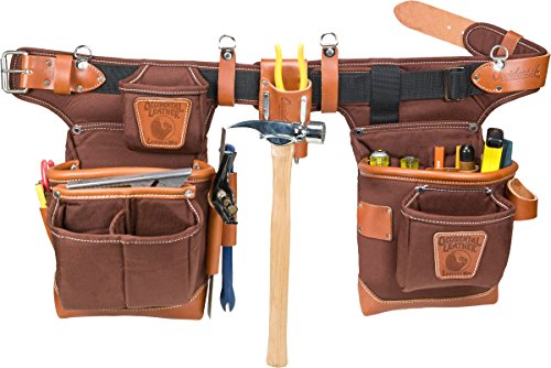 Occidental Leather 9855 Carpenters Tool Belt