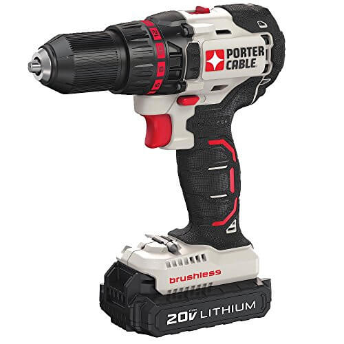 PORTER-CABLE 20-Volt Brushless Drill