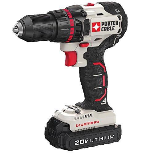 PORTER-CABLE 20-Volt Brushless Drill