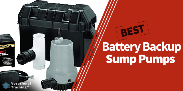 The Best Battery Backup Sump Pumps for 2020