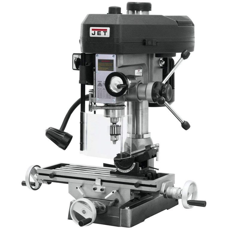 JET 350017/JMD-15 Benchtop Mill-Machine