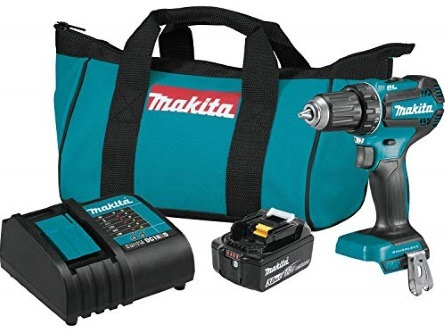 Makita XFD131 18V Battery Cordless Drill-Driver Set