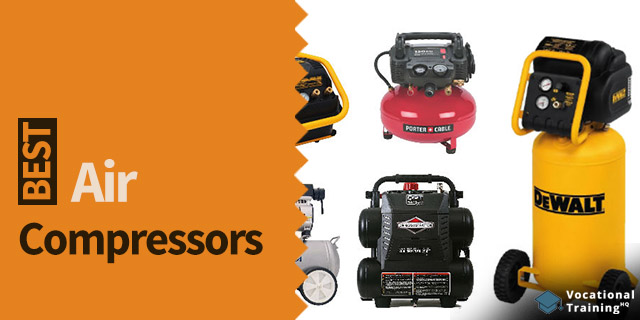 The Best Air Compressors for 2021