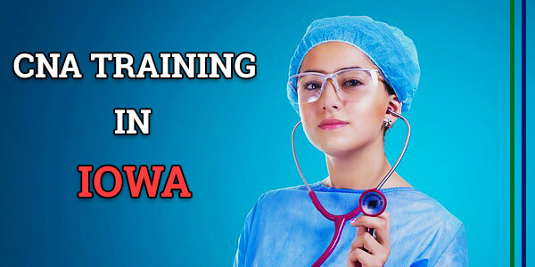 CNA Training in Iowa