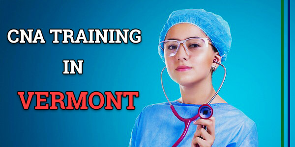 CNA Training in Vermont
